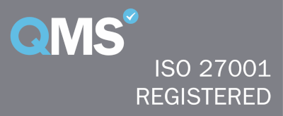 QMS ISO 27001 Registered