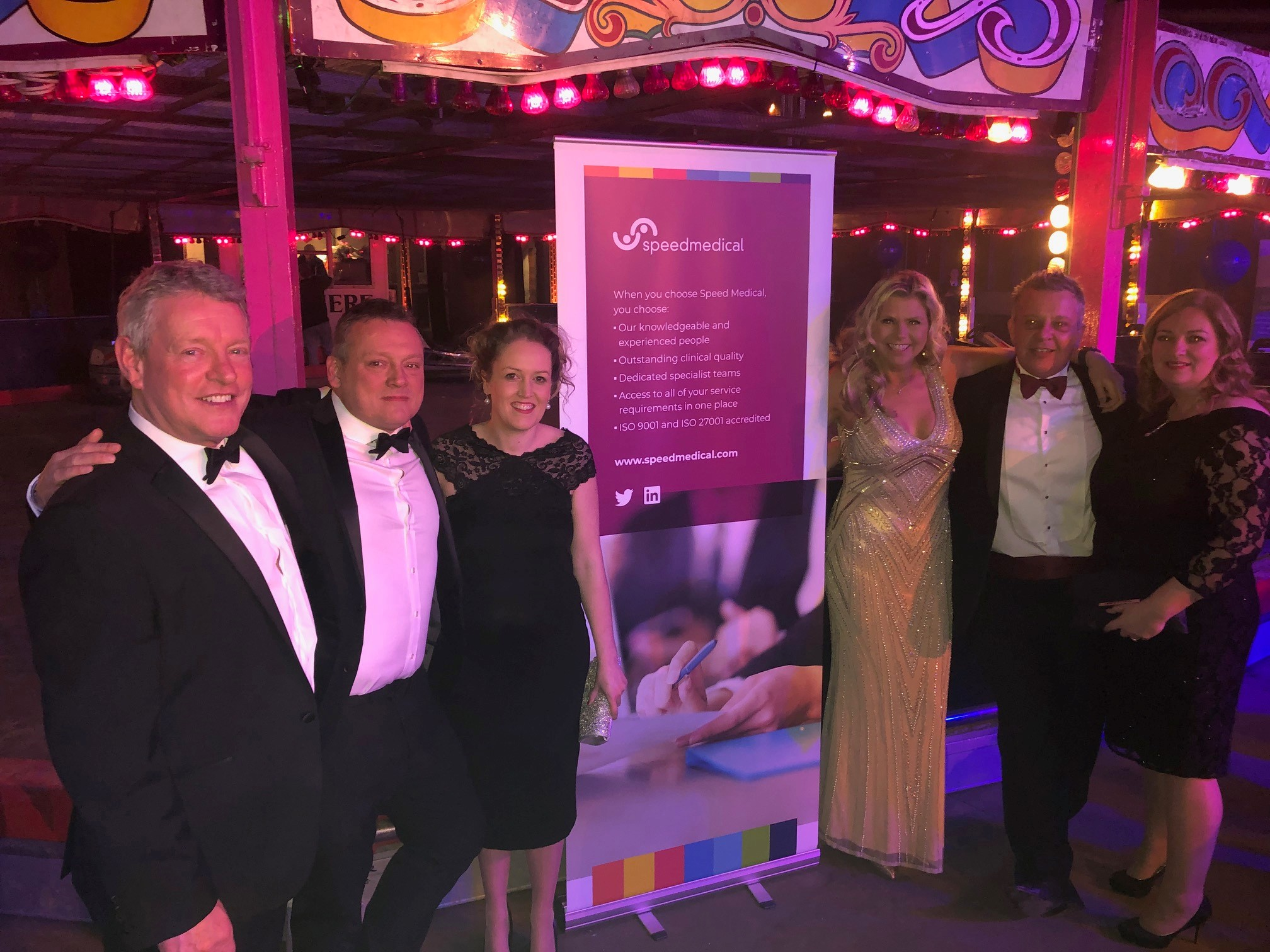 Speed Medical sponsors Modern Law Awards 2019