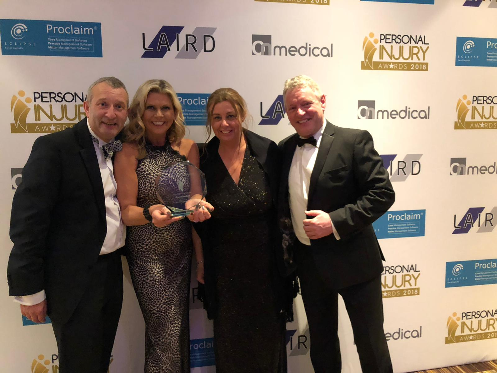Speed Medical WINS Medicolegal Provider of the Year 2018!