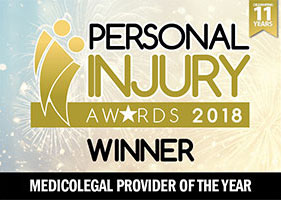 Medicolegal Provider of the Year
