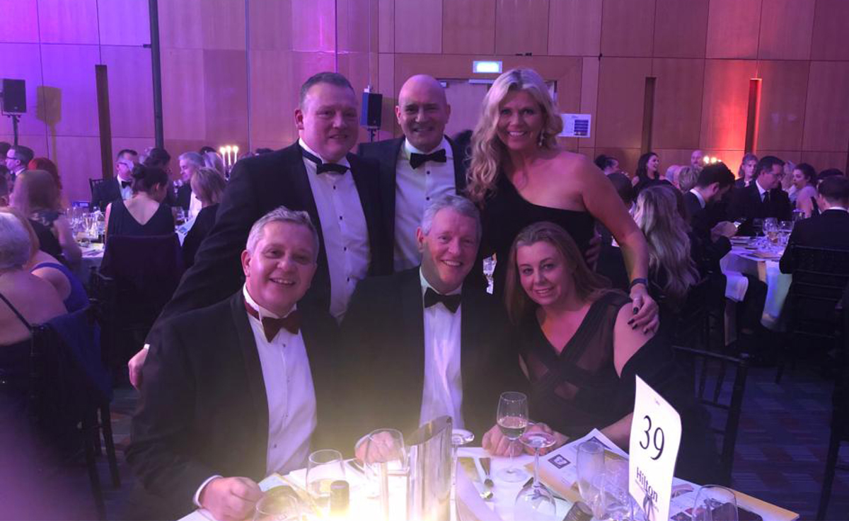 A night to remember at the Personal Injury Awards!