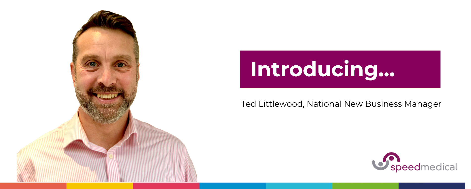 Ted Littlewood Joins Formidable Sales Force